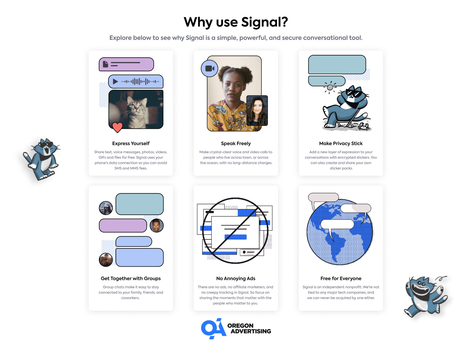 UI/UX Visual Design   Oregon Advertising